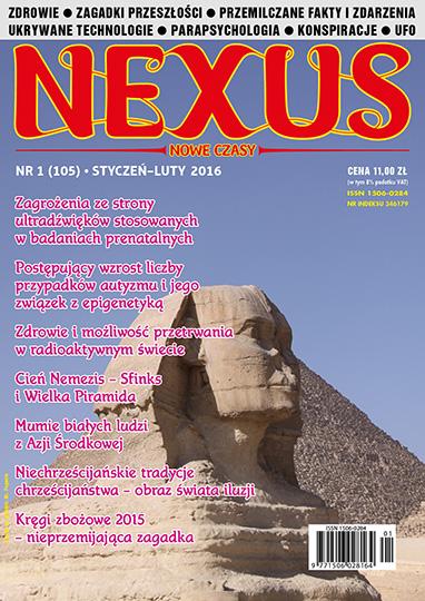 Nexus Nr 108 42016 Księgarnia Nexusa