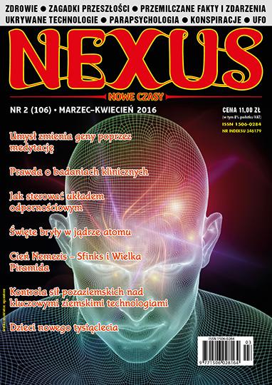 Nexus Nowe Czasy - dwumiesięcznik - prenumerata roczna już od 11,00 zł